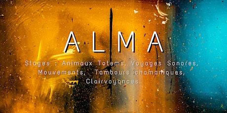 Stage Alma -  Avec Alexandre Poignard billets