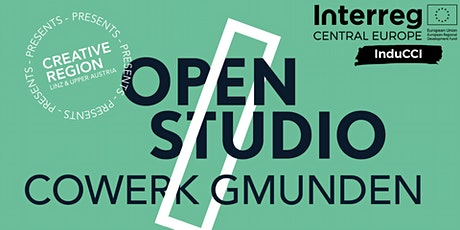OPEN STUDIO COWERK GMUNDEN Tickets
