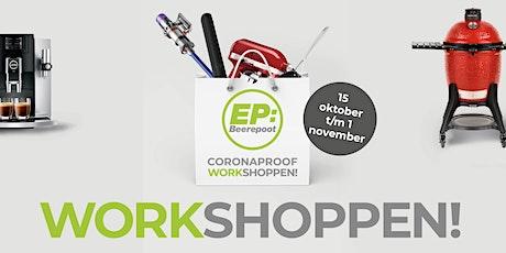 EP:Beerepoot - Workshop Liebherr tickets