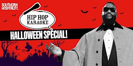Hip Hop Karaoke Halloween - The Return! tickets
