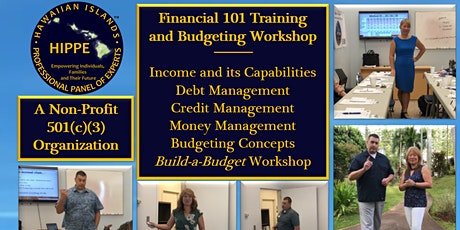 HIPPE Financial 101 Training and Budgeting Workshop tickets