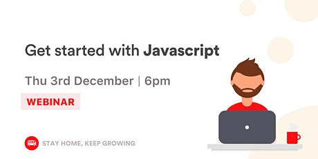 Get started with Javascript! tickets