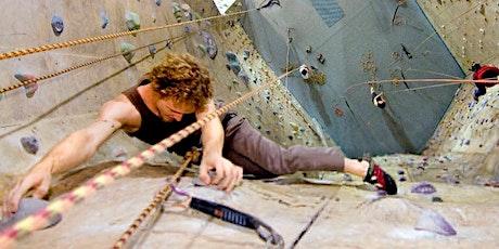 Climbing Wall Development Instructor Assessment tickets
