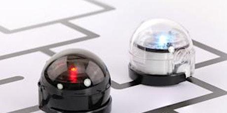 Geannuleerd: ExperienceLab on tour in CODA de Maten: robots! tickets