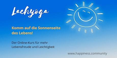 Lachyoga Basistraining für Lebensfreude & Leichtigkeit Tickets