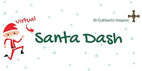 St Cuthbert's Hospice Virtual Santa Dash 2020 tickets
