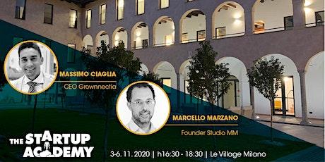 The Startup Academy - Digital Event biglietti
