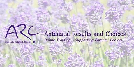 ARC Online Training - Supporting Parents' Choices tickets