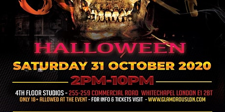 Glamorous Halloween Special tickets