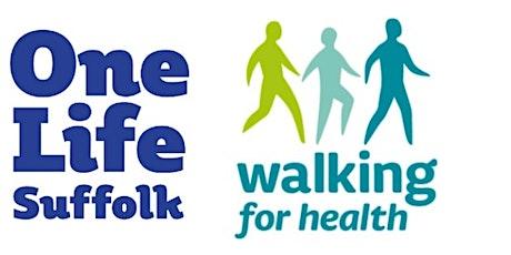 Long Melford village walk tickets