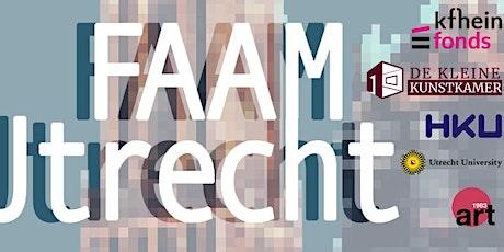FAAM Utrecht 2020 | Bij de Nijverheid tickets