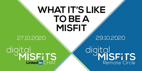 Digital Misfits Remote Circle Tickets