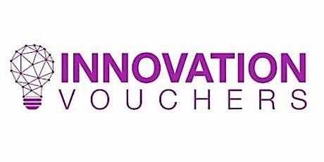 Innovation Voucher Workshop 5: Entrepreneur Process, Positioning, Modelling tickets