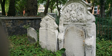 London's Dead and Buried – A virtual tour of London's burial sites tickets