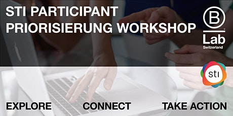 STI Participant - Priorisierungs Workshop - DE tickets
