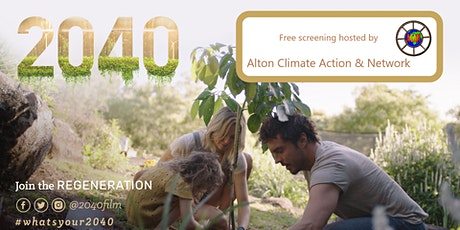 Alton Climate Action & Network - 2040 Screening Event tickets