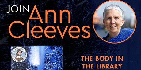 Ann Cleeves: The Body in the Library tickets