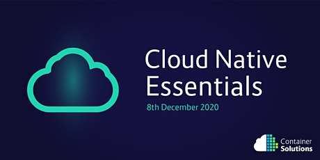 Cloud Native Essentials Workshop tickets