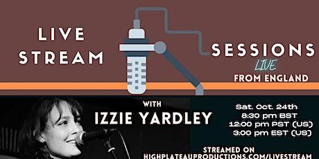 Izzie Yardley Livestream Encore Performance tickets