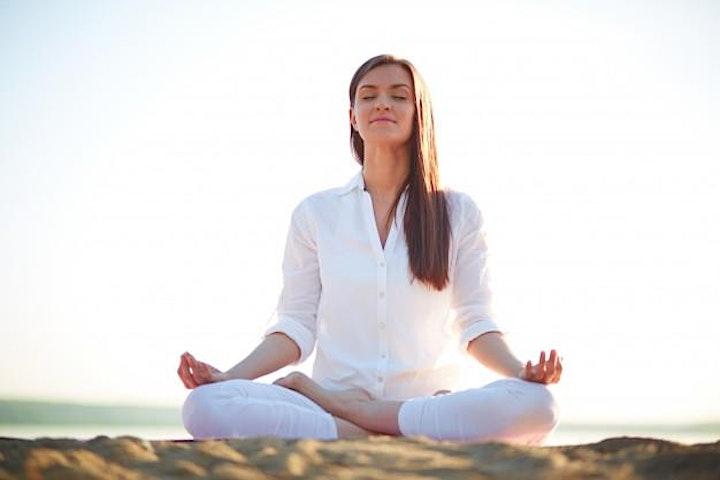 Immagine Corso settimanale di MEDITAZIONE e rilassamento - ON LINE