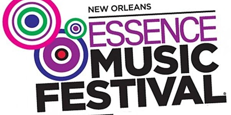 NEW ORLEANS ESSENCE MUSIC FESTIVAL 2021 INFO ON PARTIES AND EVENTS tickets