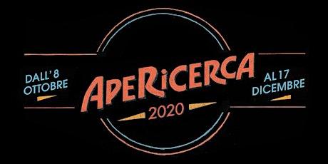 SOSPESO - APERICERCA --- 27 novembre 2020 --- Insetti a tavola biglietti