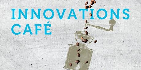 Innovations-Café (online) ++ Branding und der Wert einer Marke Tickets