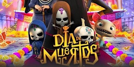 """Ciclo de cine """"Día de muertos""""   Película """"Día de Muertos"""" entradas"""