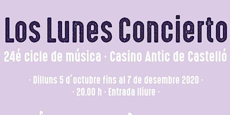 Los Lunes Concierto al Casino Antic - Damián Valent entradas
