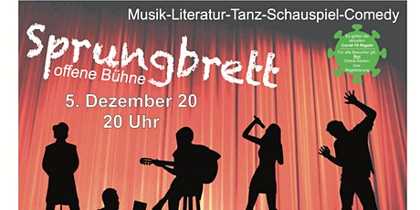 Sprungbrett - Talentshow Tickets