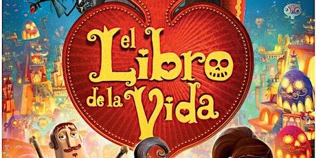 """Ciclo de cine """"Día de muertos""""   Película """"El libro de la vida"""" entradas"""