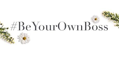 #BeYourOwnBoss, Michele Gay Presenta Online la Oportunidad LimeLife boletos