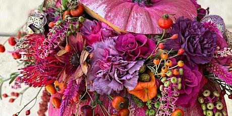 Halloween Centrepiece - Flower Workshop tickets