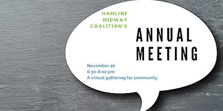 HMC Annual Meeting tickets