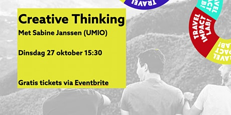 Workshop Creative Thinking (Business School Maastricht) tickets