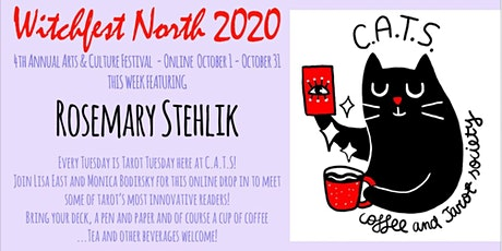 C.A.T.S. - Coffee and Tarot Society with guest speaker Rosemary Stehlik tickets