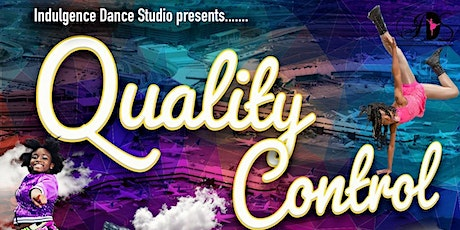 Quality Control Competition tickets