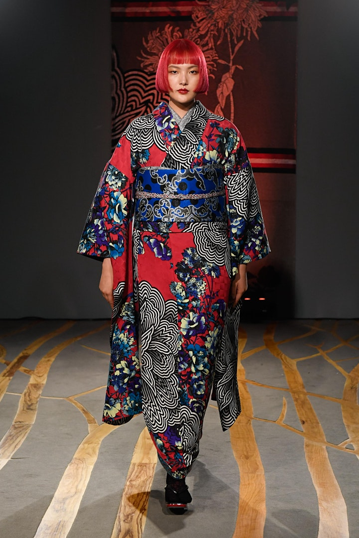 The Unbounded Potential of Kimono, Kyoto to Catwalk image