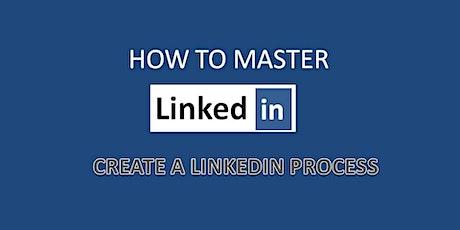 Develop A Successful LinkedIn Process tickets