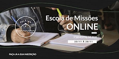 Celeiro Online - Turma 2 ingressos