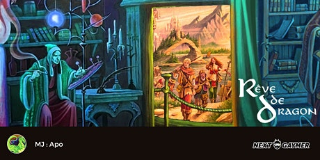 Rêve de Dragon - Un voyage en Smoldurée - par Apo billets