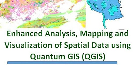 Enhanced Analysis, Mapping and Visualization of Spatial Data using QGIS tickets