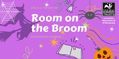 Halloween Special: Room on the Broom - 31st October 2020 tickets