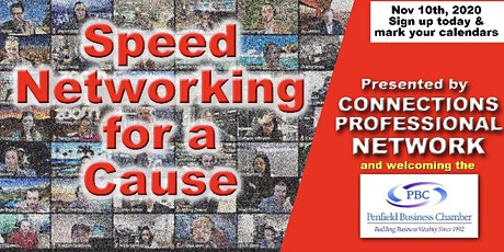 Speed Networking for a Cause Hosts the Penfield Business Chamber tickets