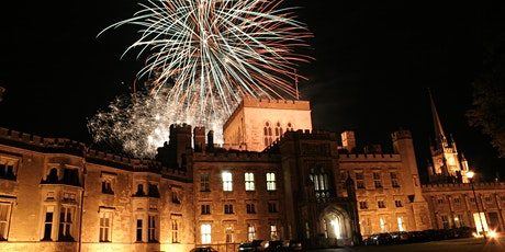 Ashridge House Black Tie Dinner & Fireworks Event tickets