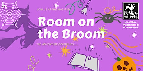 Halloween Special: Room on the Broom - 1st November 2020 tickets