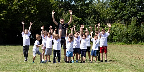Action Camp - Salcombe Primary School tickets