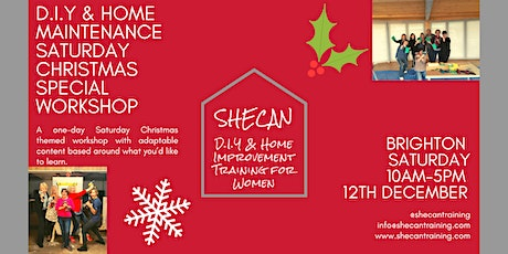 SheCan  Saturday Christmas Special tickets