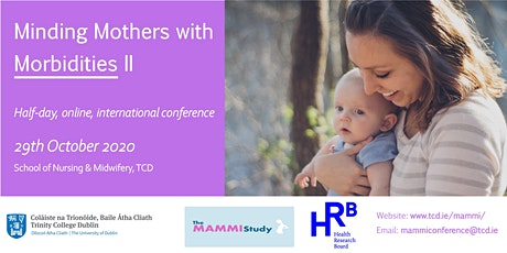 Minding Mothers with Morbidities II Conference tickets