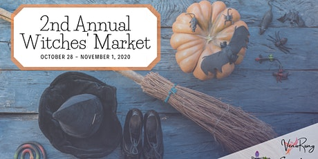 2nd Annual Witches' Market at Samskara Yoga & Healing tickets